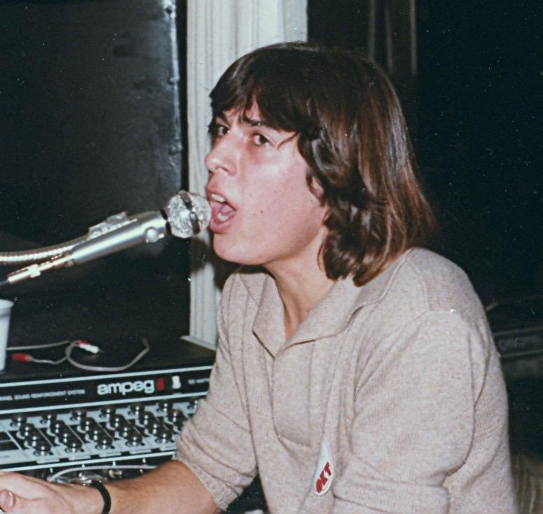 Mark Charles Hattersley, circa 1978