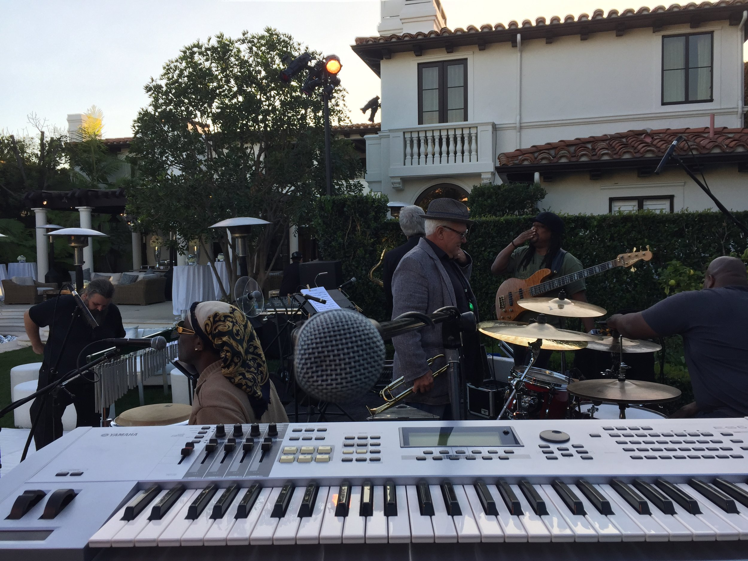 Setting Up in Beverly Hills with Sully & The Souljahs