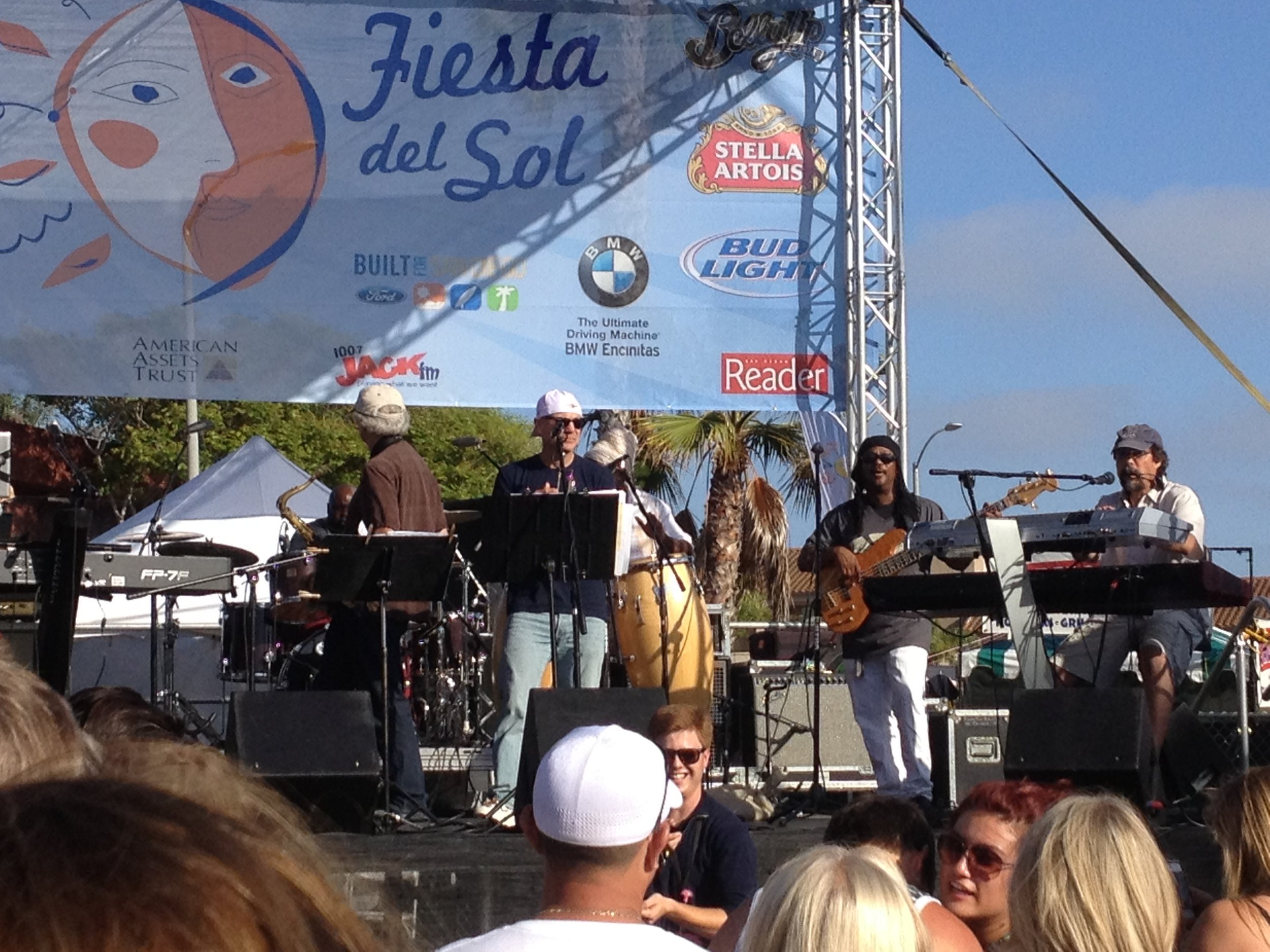 Rocking Fiesta Del Sol