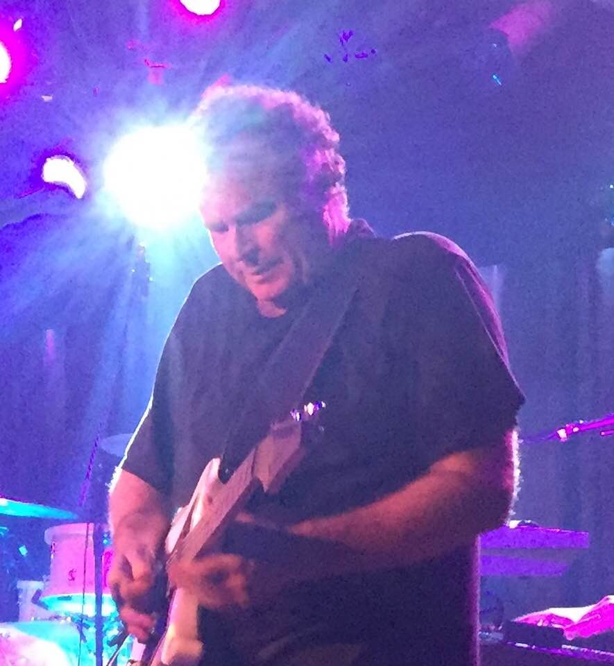 Jeff Snyder Tears it Up at the Belly Up