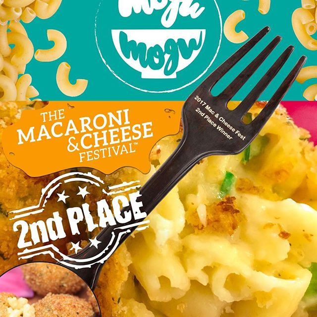 Come and get your Mac and Cheese croquet!!! #macncheese #abqfood #abqlocal #abqtrue #mogumogu #croquet