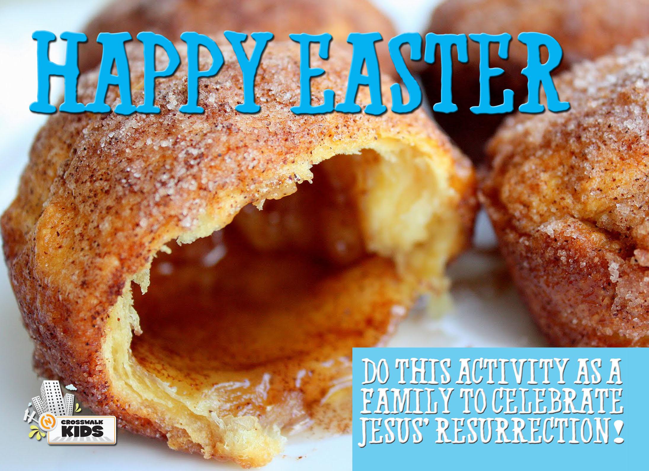 Easter Resurrection Buns