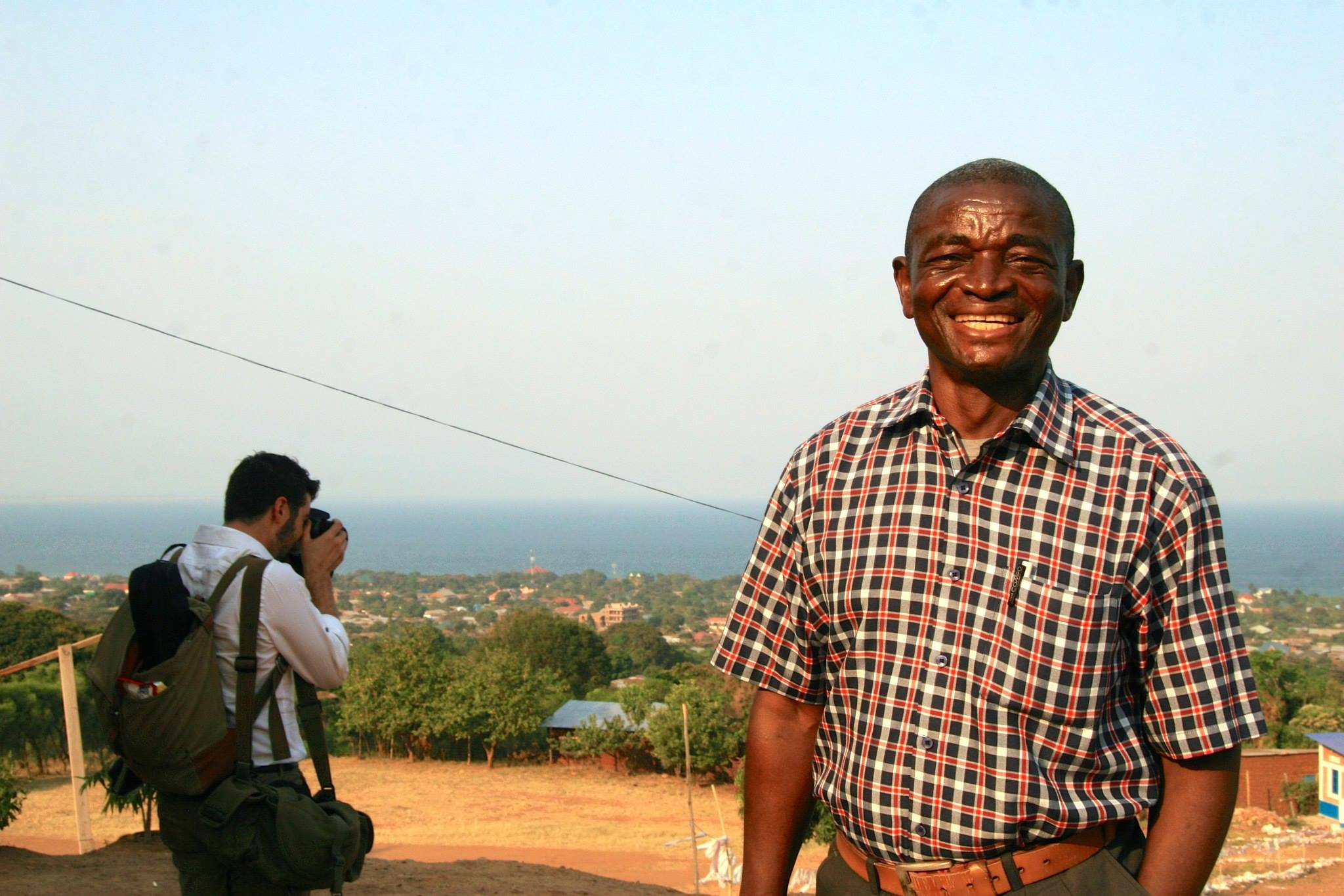 Pastor Jeremiah Rukukuye