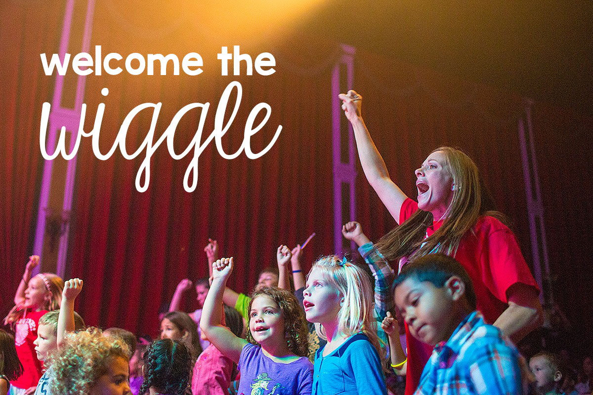 welcome the wiggle