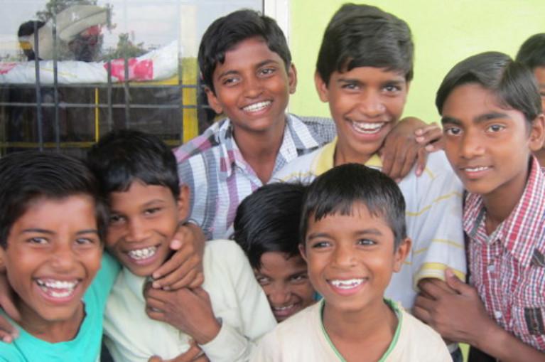 Aarambh orphanage in India. Photo: Miracle Foundation