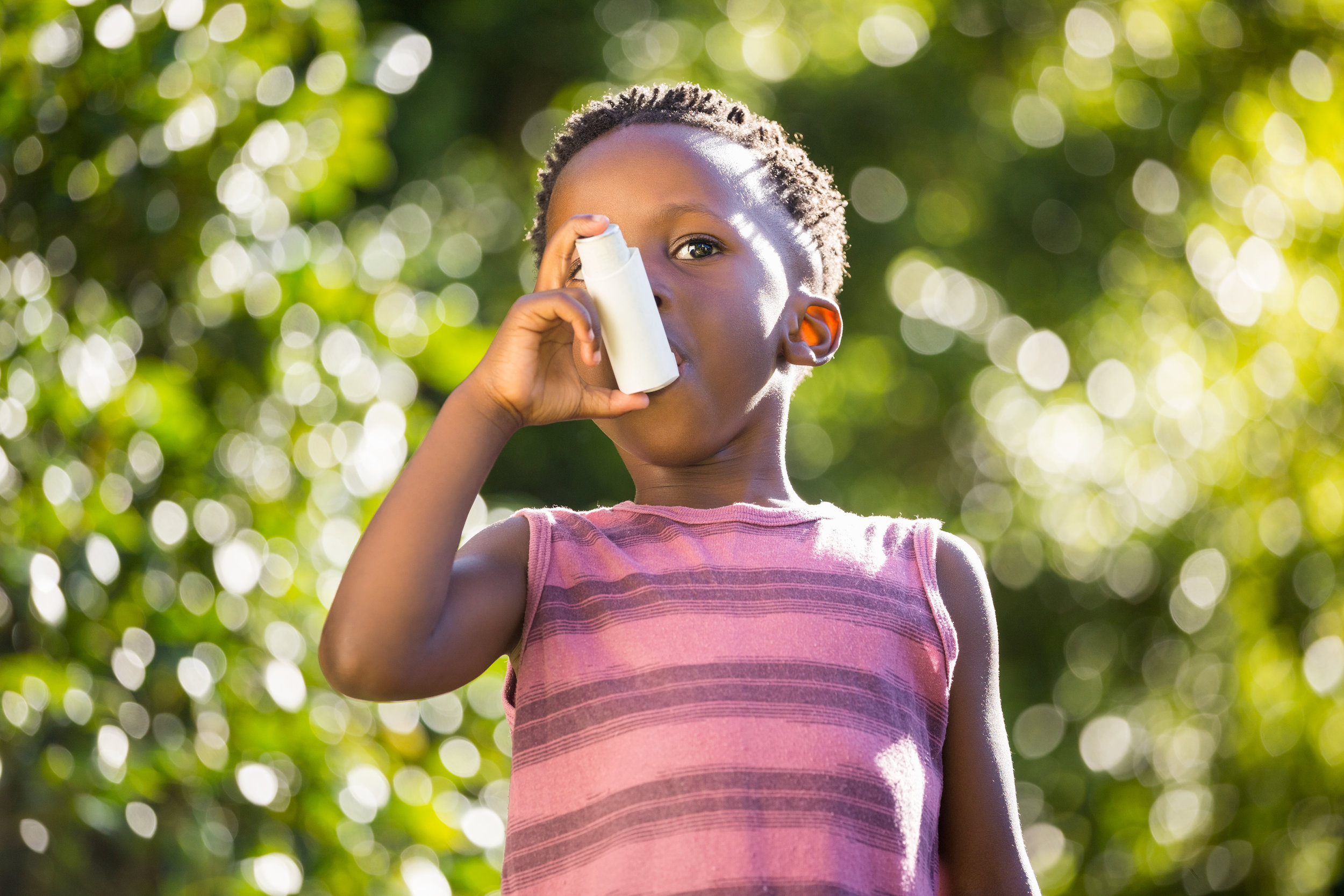 housing problems are closely linked to childhood asthma. photo: wavebreakmedia/shutterstock