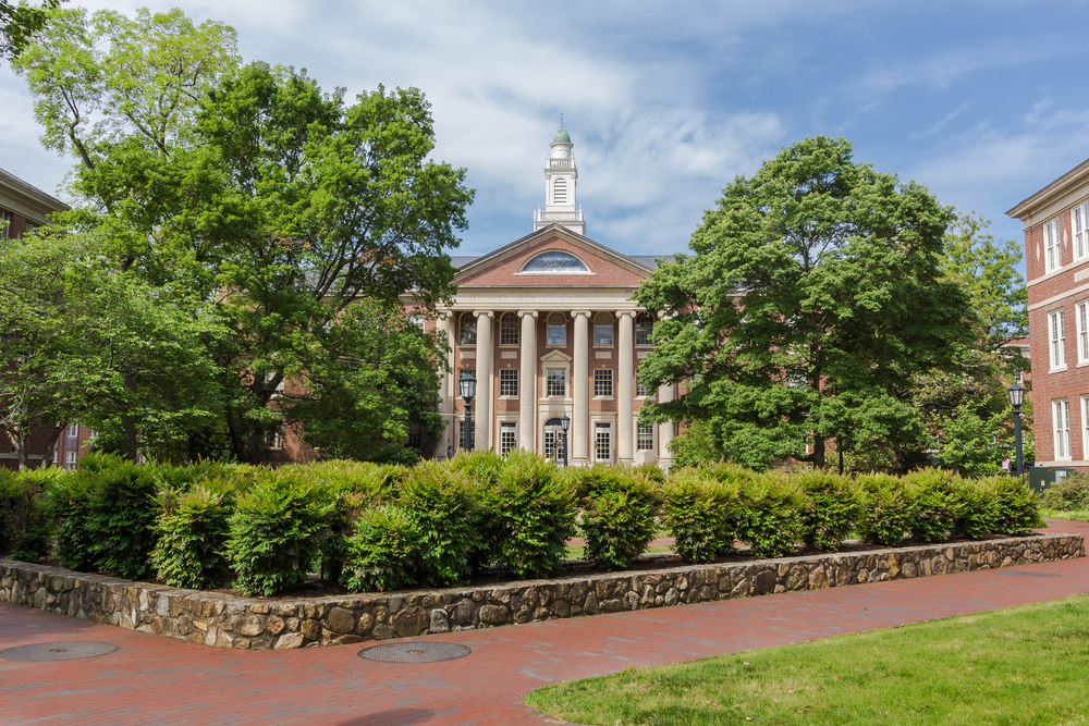 UNC at Chapel HIill. photo:  Bryan Pollard/shutterstock