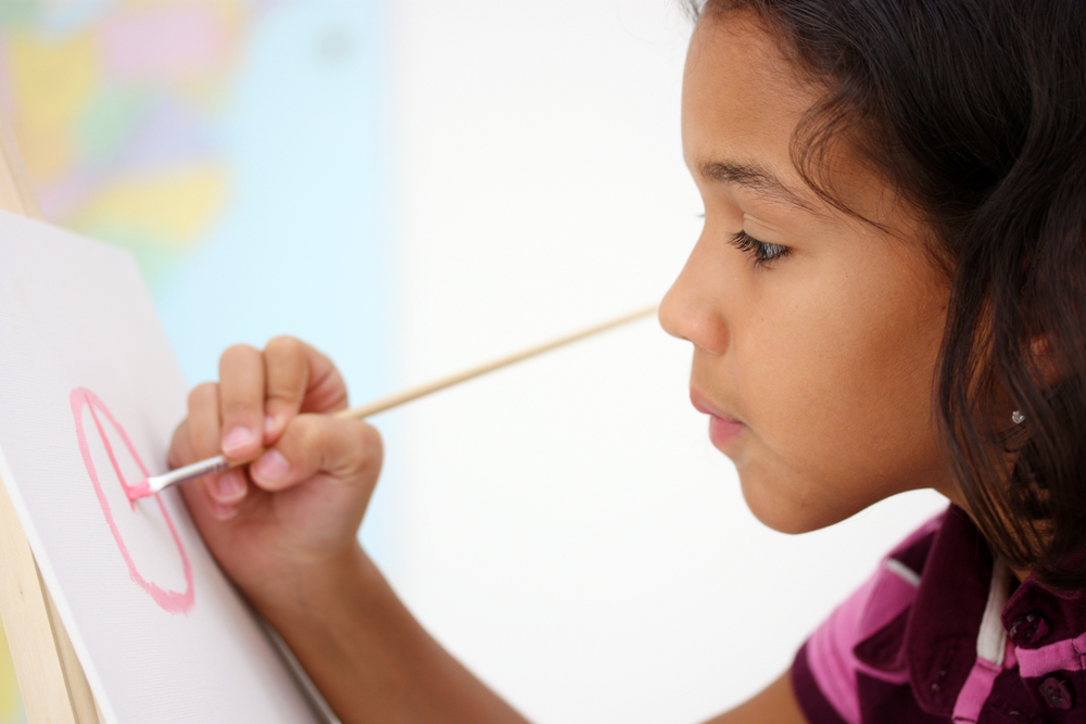 arts education is one passion of the rosenthals. photo: Rob Marmion /shutterstock