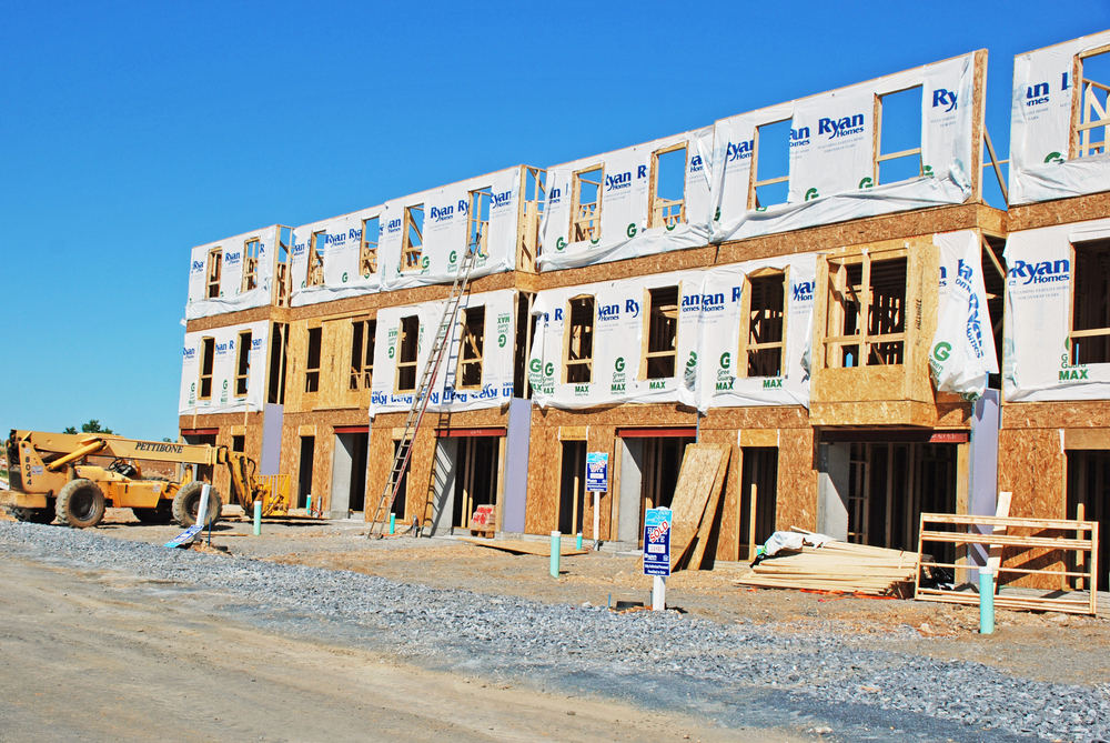 Affordable housing is a key area of impact investing. photo: Julie Clopper/shutterstock