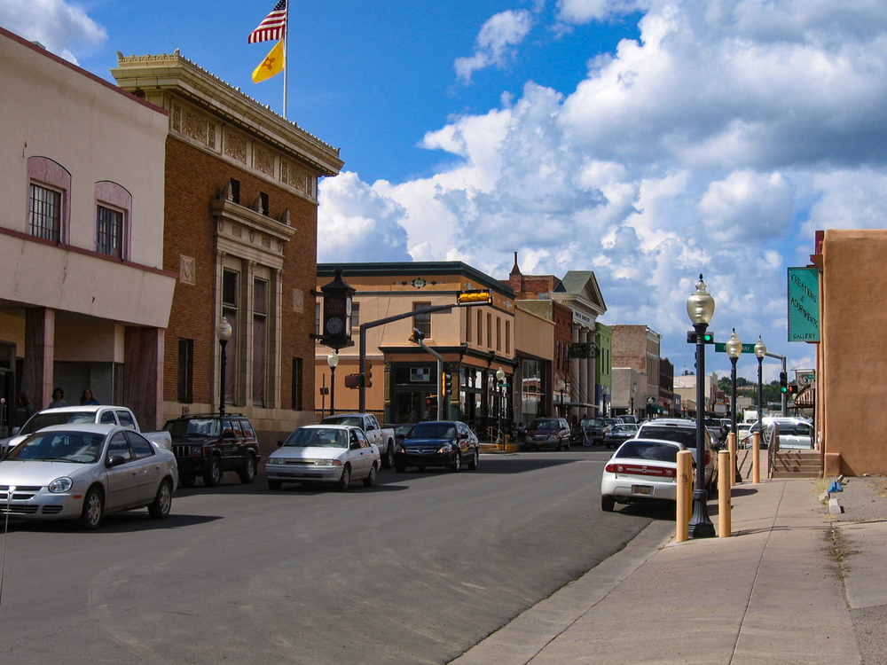 Silver City, New Mexico. Photo: Underawesternsky/shutterstock