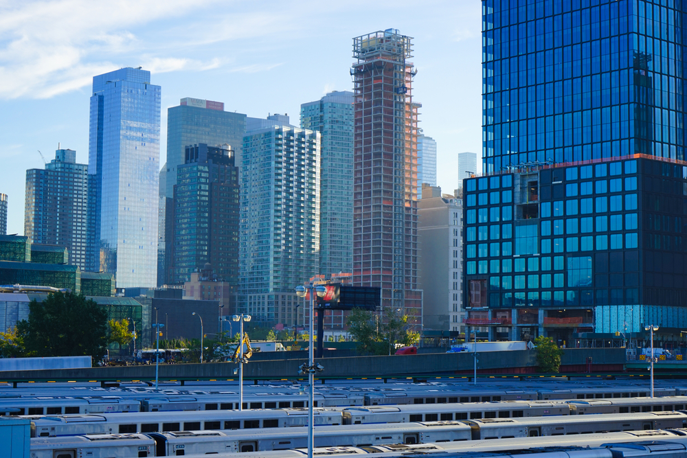 The Shed will serve as the cultural anchor of the new hudson yards development. photo:Inspired By Maps/shutterstock