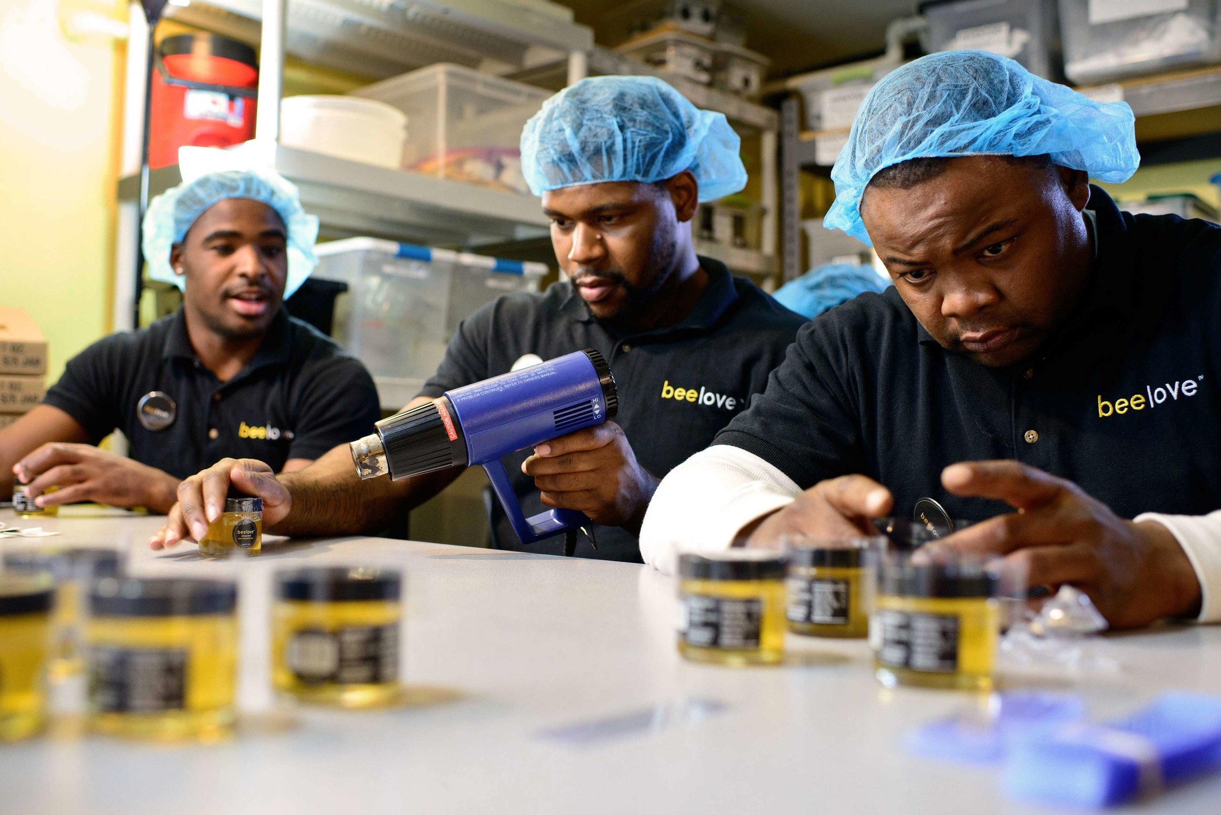 Sweet beginnings is a workforce development company in chicago that's benefitted from impact investments.