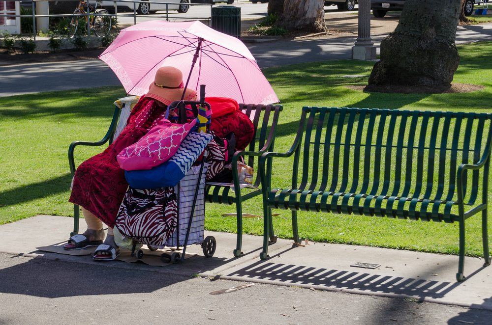 Preventing homelessness is cause supported by Hand to Hand. photo:fitzcrittle/shutterstock