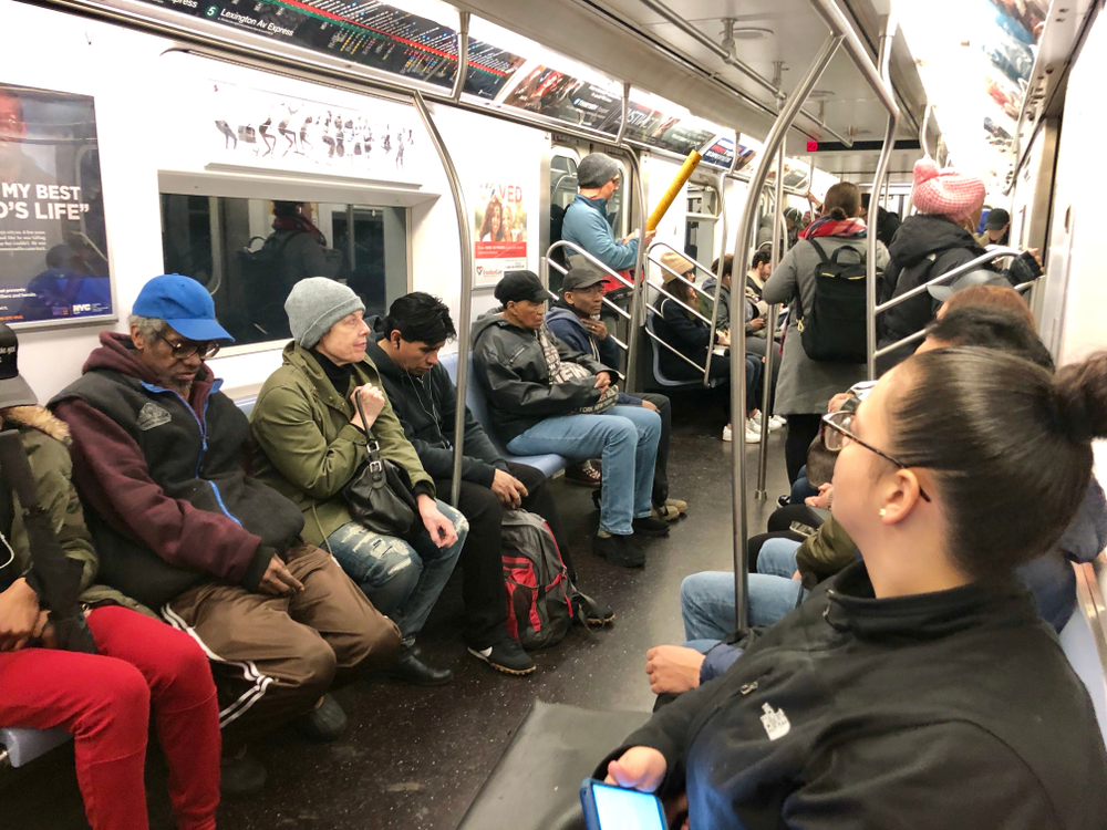 Mass transit is among NYCT's priorities. Photo: Malgosia S/shutterstock