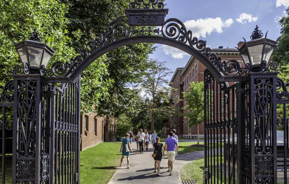 Harvard university. photo:Marcio Jose Bastos Silva/shutterstock