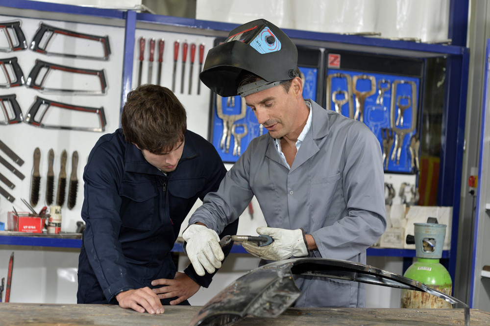job training is one focus of the Athens Federal Foundation. Photo: goodluz/shutterstock