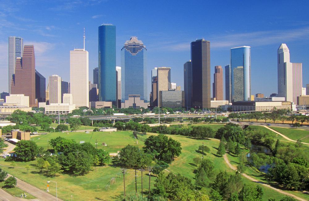 Memorial Park, Houston. photo:Joseph Sohm/shutterstock
