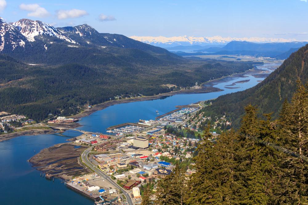Juneau. Photo:Tim Hancock/shutterstock