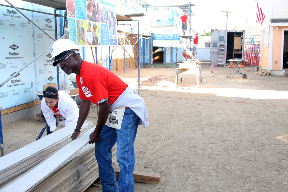 habitat humanity is a grantee of the towerbrook foundation. photo: Kathy Hutchins/shutterstock
