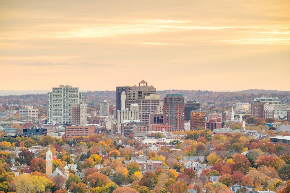 new Haven, CT. photo:f11photo/shutterstock