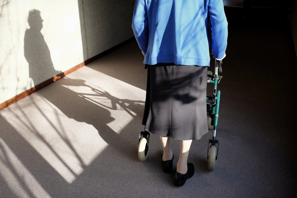 One grant by Impact100 went to supporting senior citizens. photo:Marlinde/shutterstock