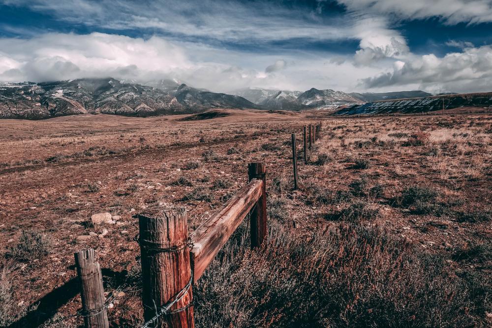 photo: Wyoming Nomad/shutterstock