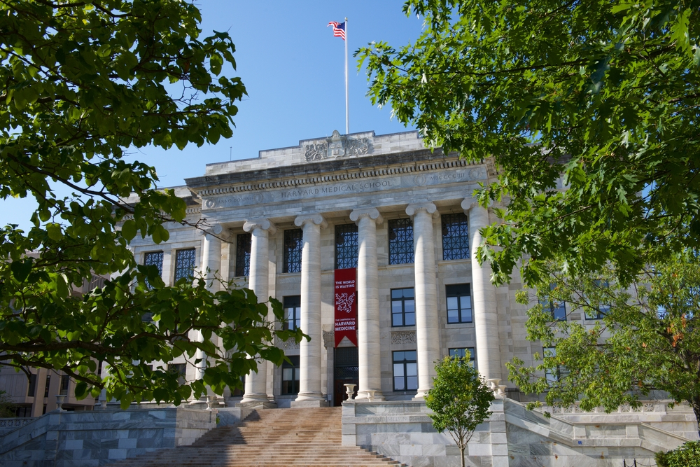 Harvard Medical School. Photo: ThePhotosite/shutterstock