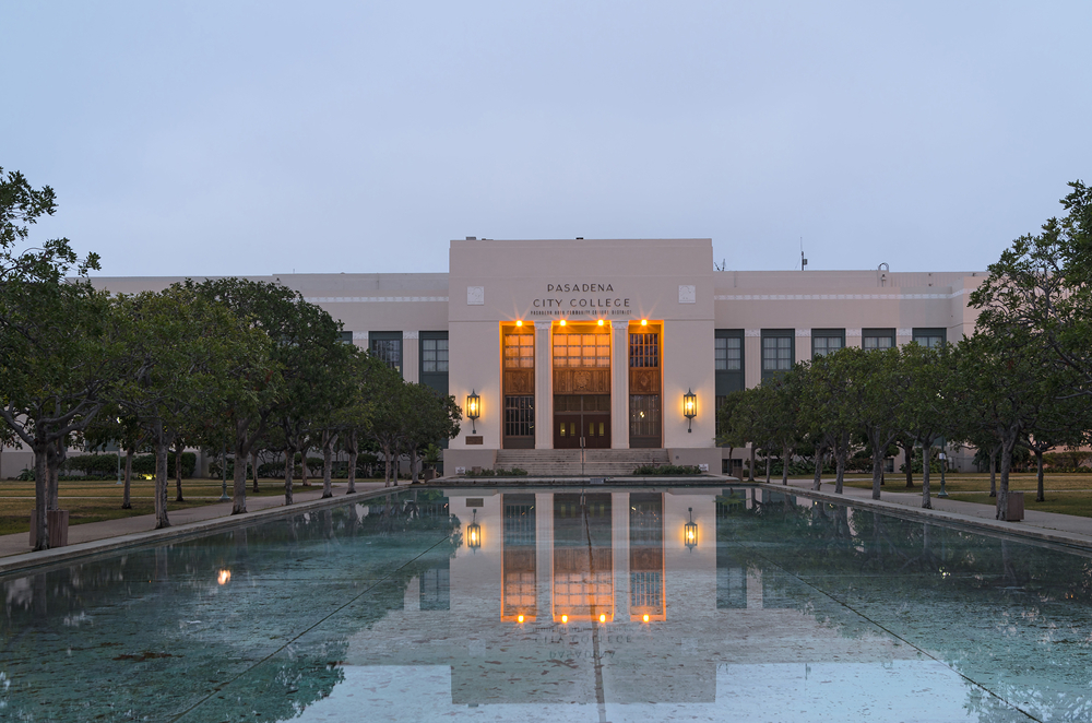 Pasadena City College has been among the grantees of the Ayrshire Foundation. photo: Angel DiBilio/shutterstock