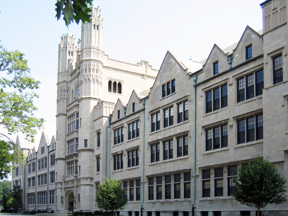 Marygrove College. photo: James R. Martin/shutterstock