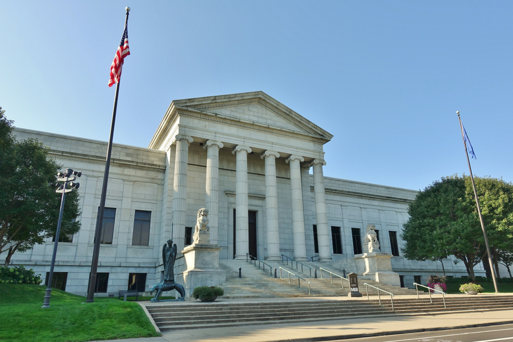The Minneapolis Institute of Art has been among the grant recipients of the Dorsey & Whitney Foundation. photo: EQRoy/shutterstock