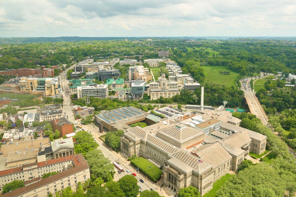 Carnegie mellon university. Jay Yuan/shutterstock