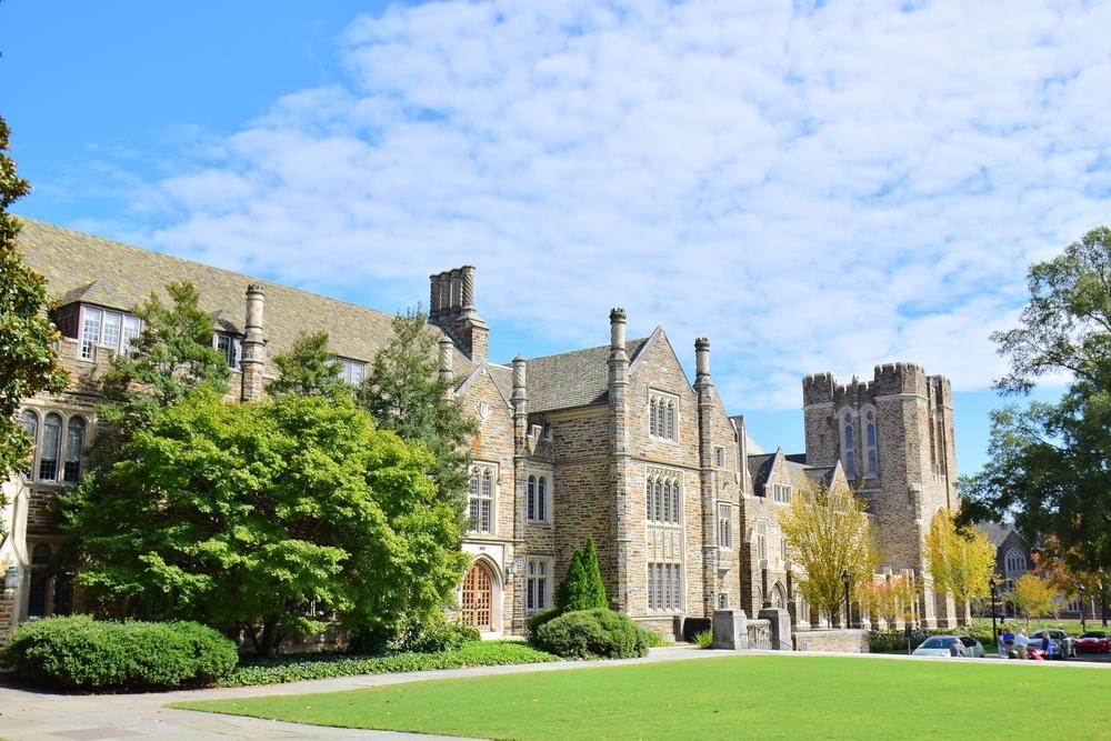Duke University.  Chadarat Saibhut