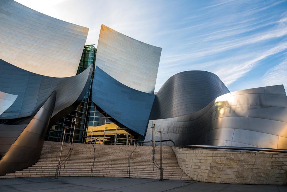 The LA Music Center. Let Go Media/shutterstock