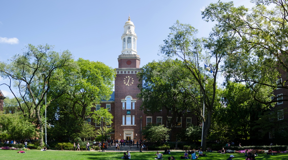 Brooklyn College is among the New York institutions receiving Buchwald support. Creative Family/shutterstock