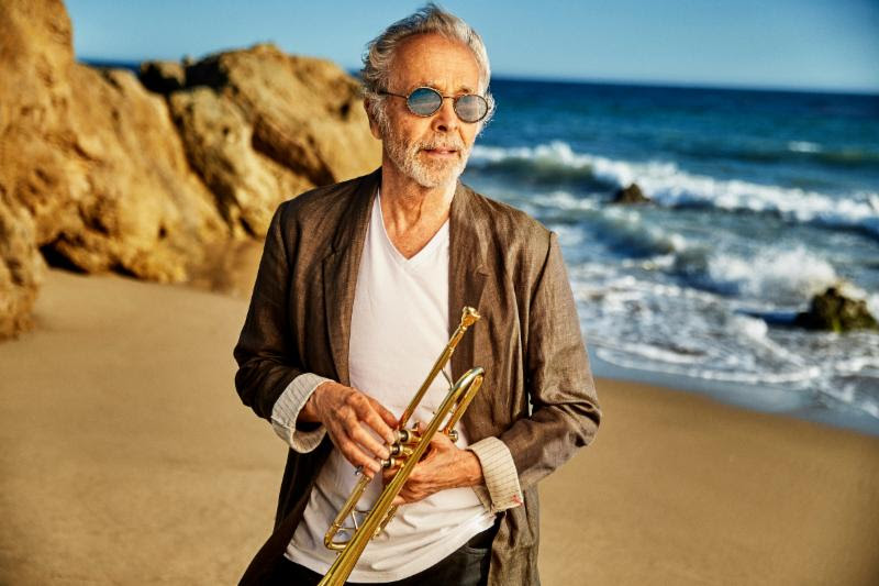 Herb Alpert. Photo by Dewey Nicks