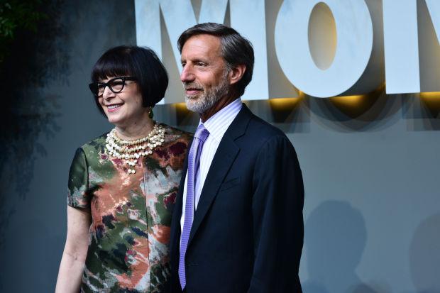 Jill and Peter Kraus