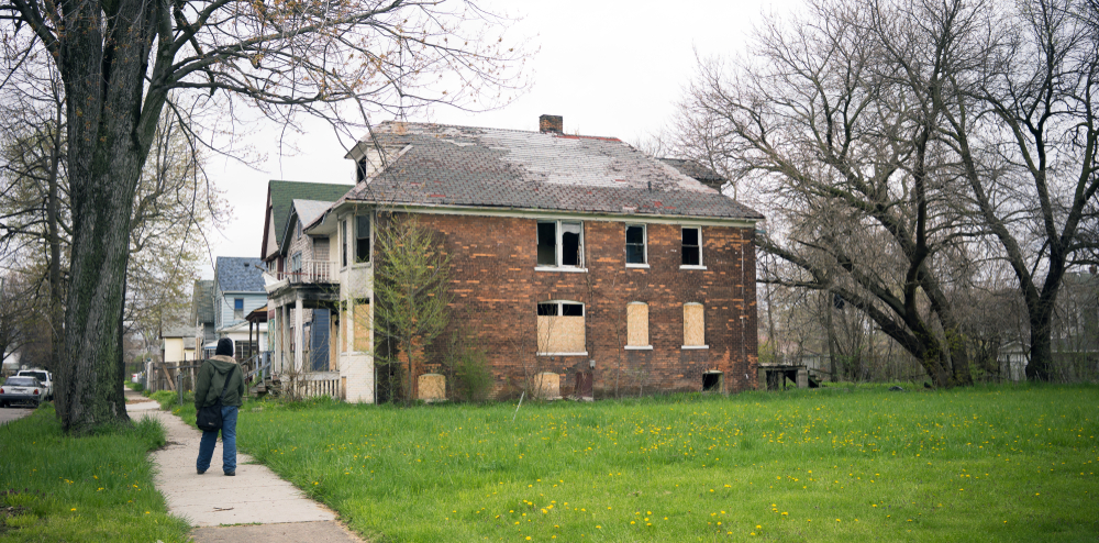 Detroit is one of the targeted cities. Christopher Boswell/shutterstock