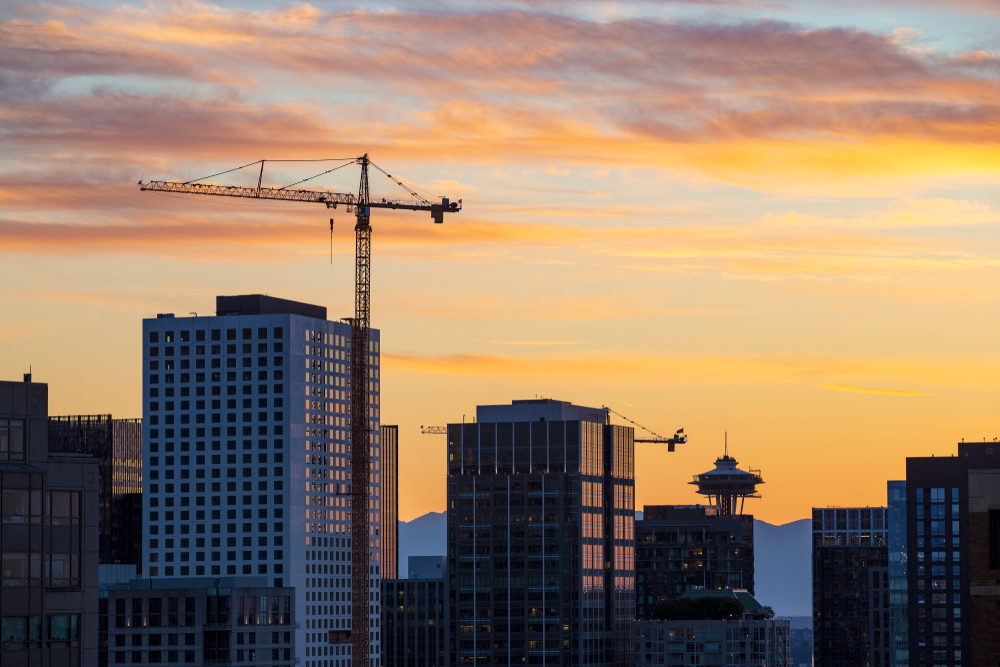 Boom times in Seattle have fueled a housing crisis. oksana.perkins/shutterstock