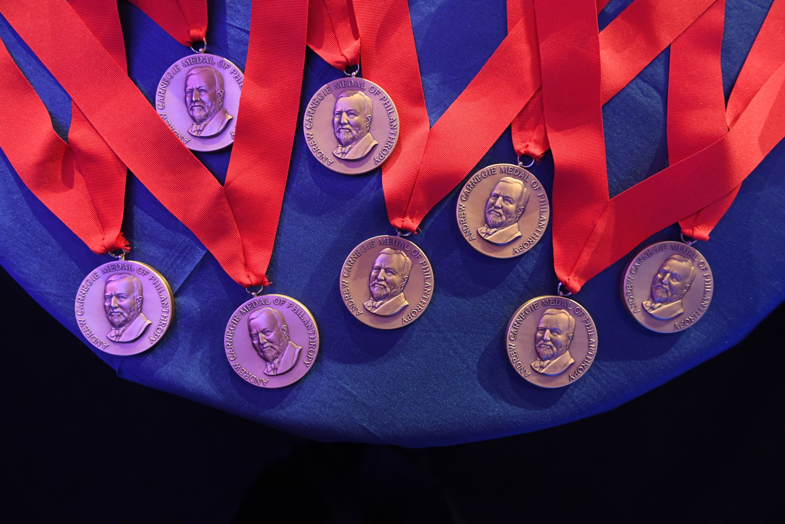 """Much Ado: Can a Fancy """"Medal of Philanthropy"""" Really Make a"""