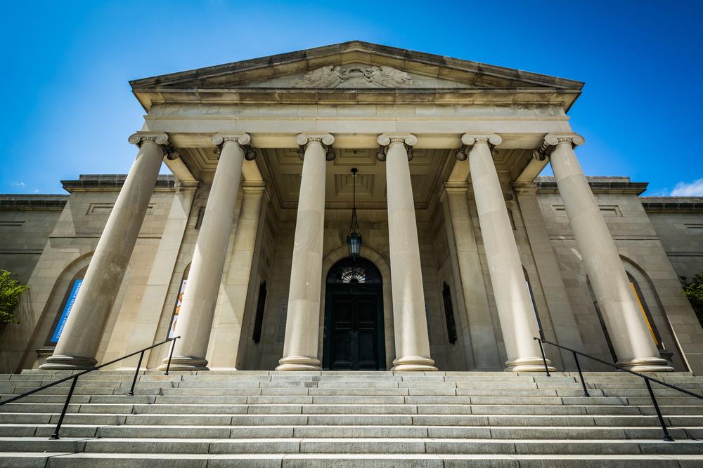 The Baltimore Museum of Art. Jon Bilous/shutterstock