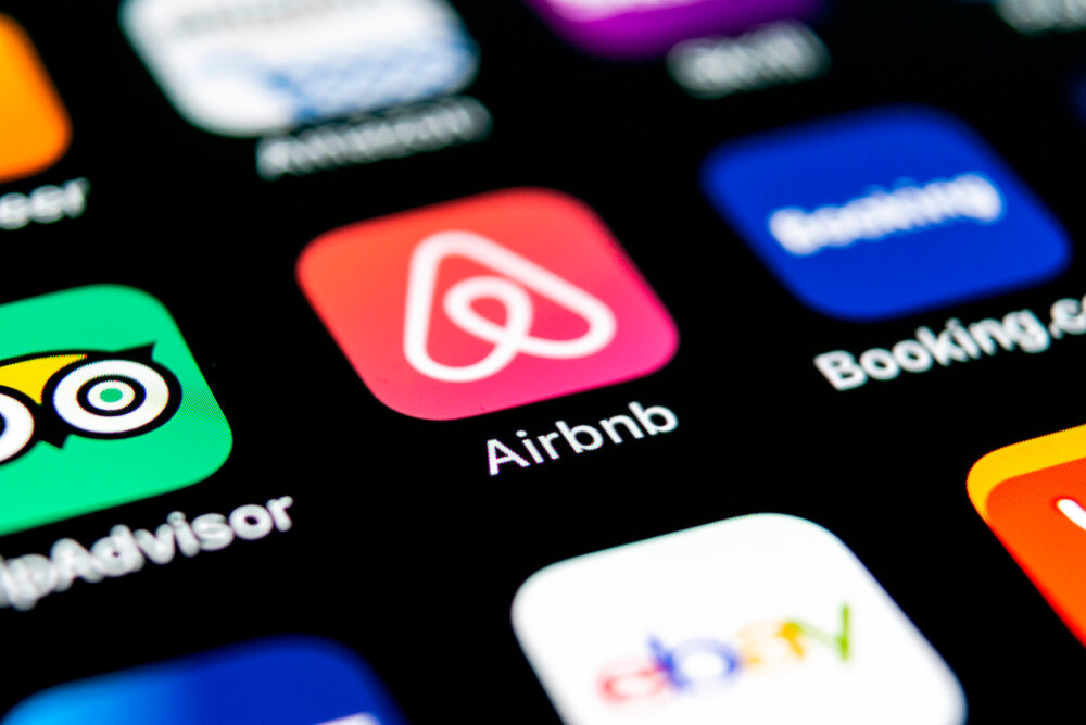Airbnb's founders have signed the giving pledge. Photo: BigTunaOnline/shutterstock