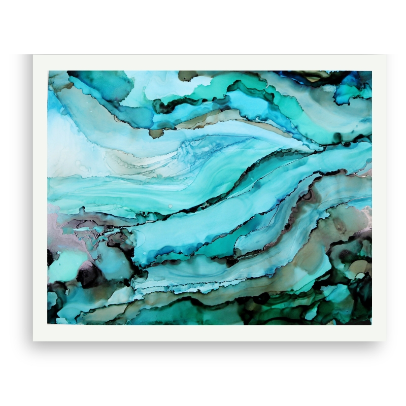 blue wave abstract painting alcohol ink original painting jenna webb art.jpg