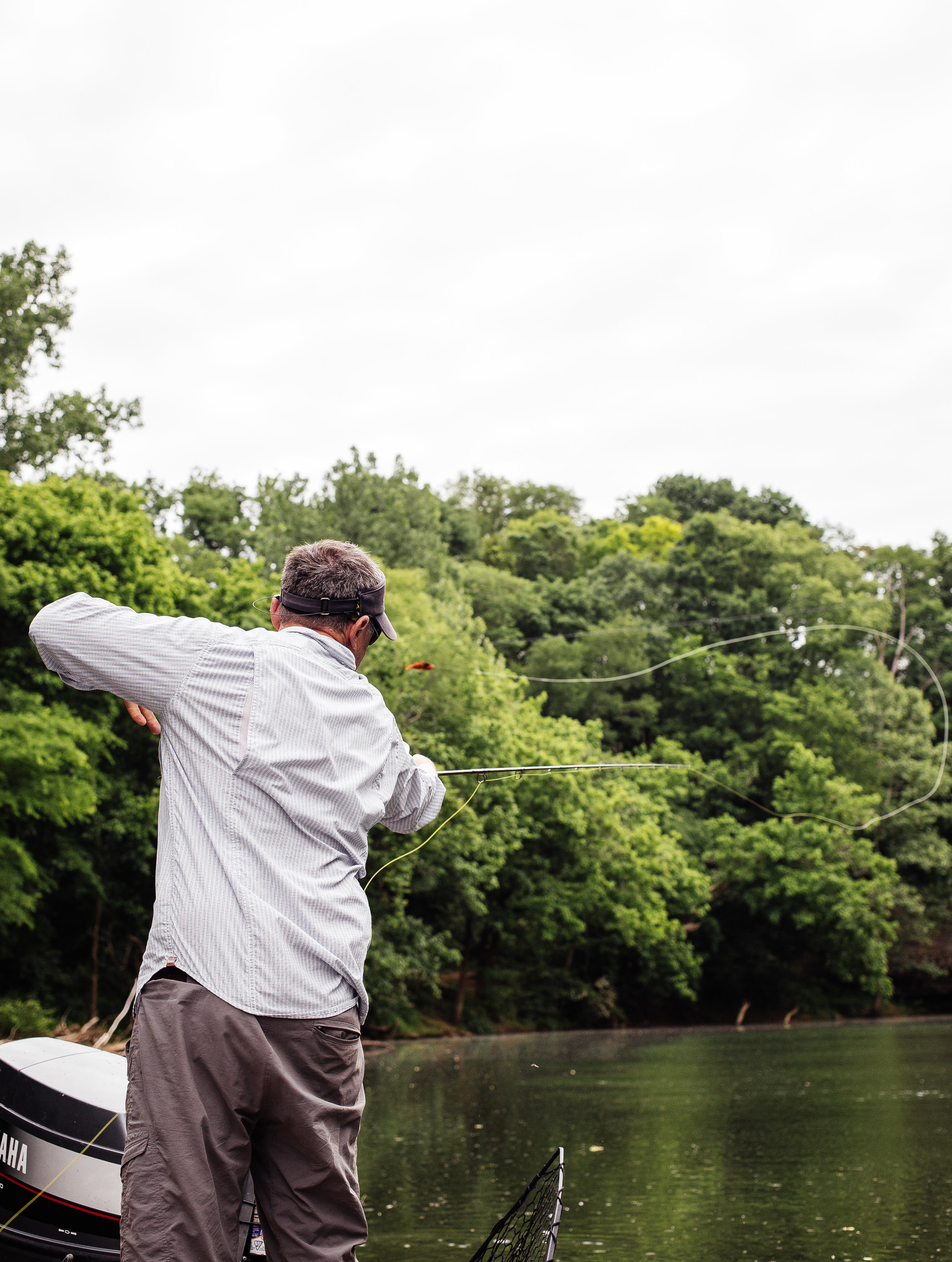 Illinois fly fishing guide