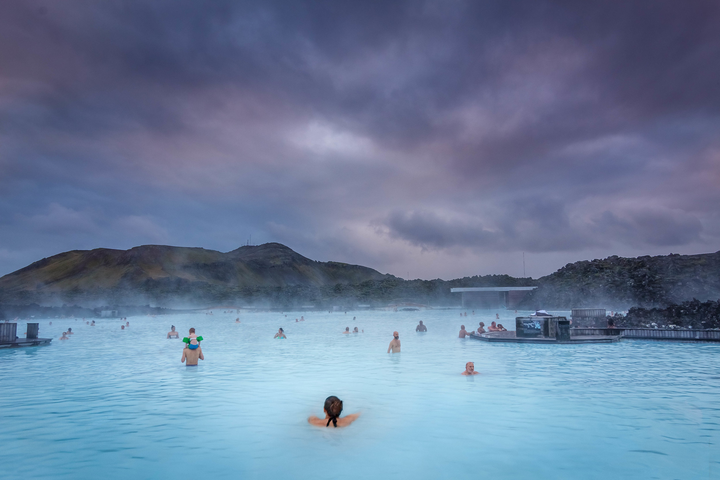 Location: The Blue Lagoon