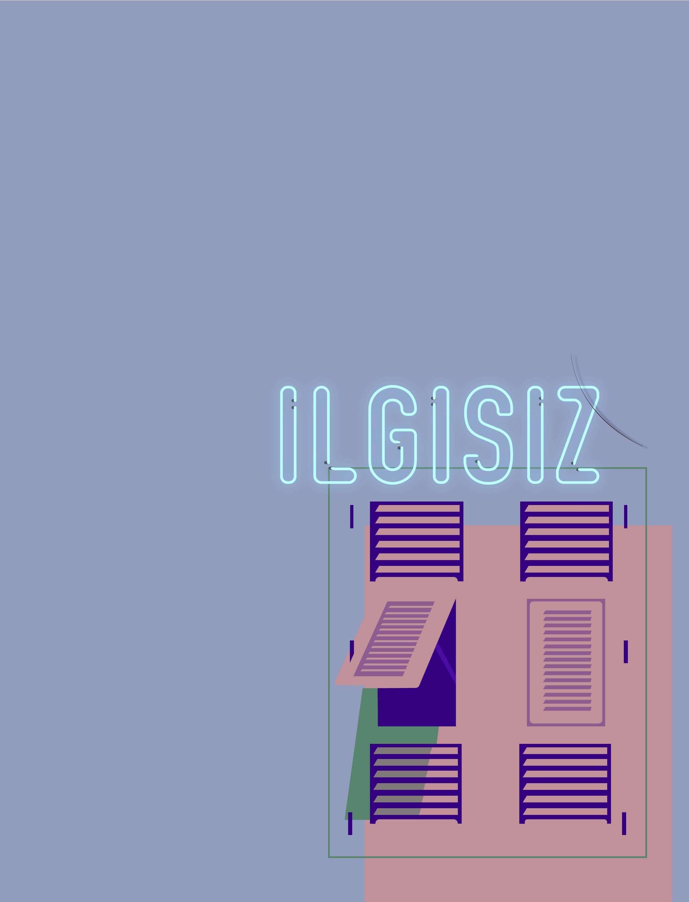 Ilgisiz Poster for BiCeBe - Bolivian Poster Bienniale