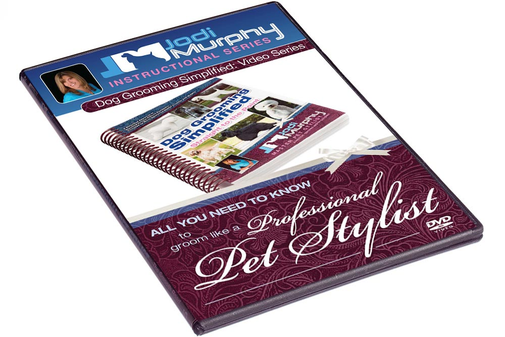 Groomers across the globe expressed… - how much my seminars have helped them. So I decided to put this information on video making it the ultimate compliment to my book!