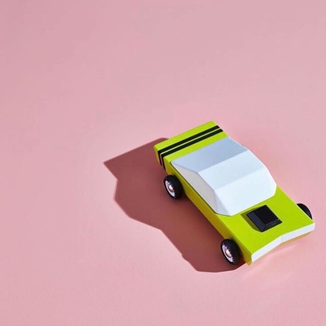 Wish I was in the Hill Country driving this car right now (okay without the massive amounts of rain we are getting at the moment) - Candylab Toys Available @smallnoise #candylabtoys #vroomvroom #smallnoise #toycars #woodencars