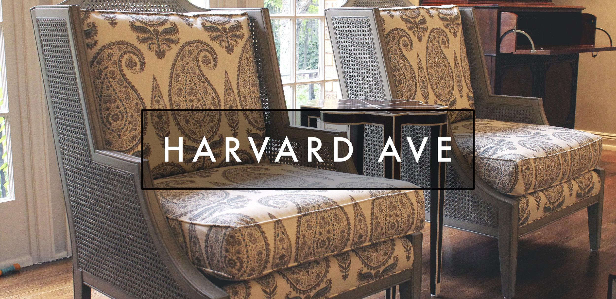 Harvard Ave Interior Design