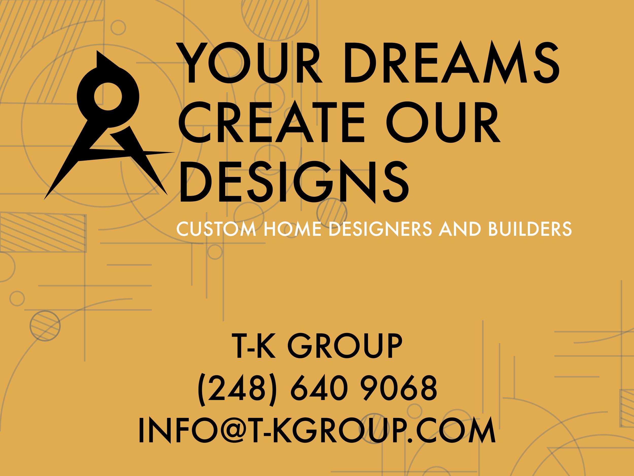 T-K Group Custom Homes
