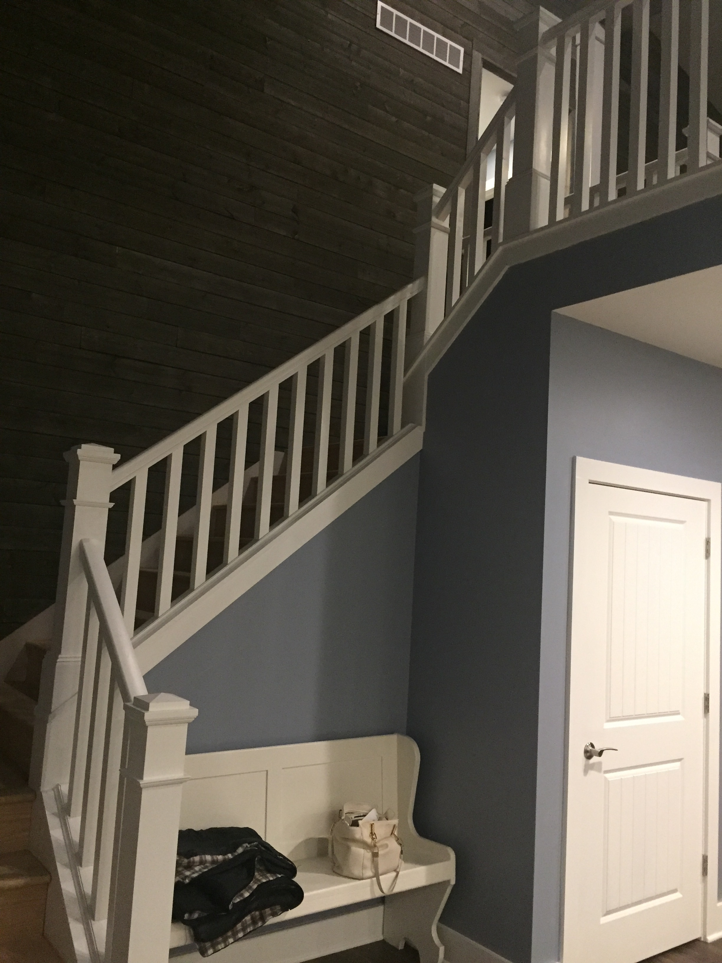 Finished Stairway